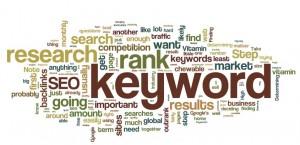 Keywords in SEO image