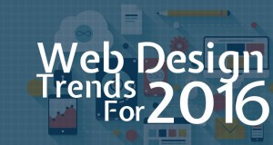 Website designing trends 2016