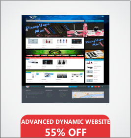 Dynamic Websites Design
