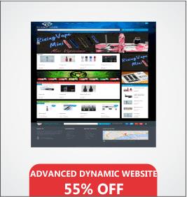 Dynamic Websites Designing