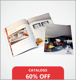 Catalogs Designing & Printing Services