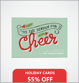 Holiday / Anouncement / Greeting cards