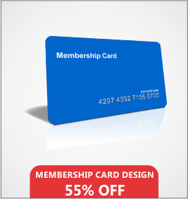 Membership Card Designing