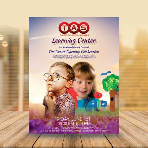 Amazing Flyer Design Services
