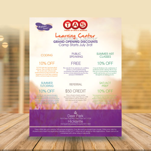 Flyer Design And Print Company